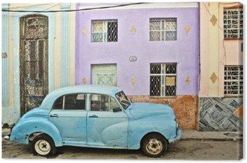 Obraz na Płótnie Kuba, La Habana, w podziale rocznika samochodu