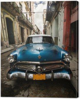 Obraz na Płótnie Kuba rocznika