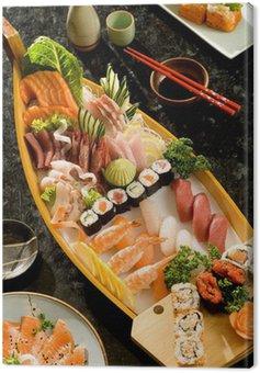 Obraz na Płótnie Kuchnia japońska