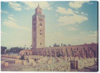 Obraz na Płótnie Kutubijja w Marakeszu, Maroko