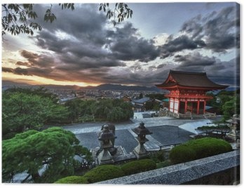 Obraz na Płótnie Kyoto