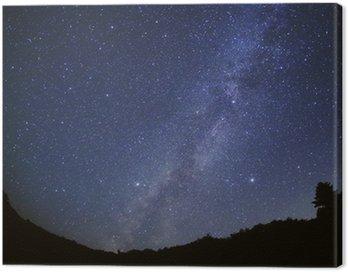 Obraz na Płótnie Lato Drogi Mlecznej