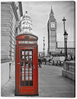 Obraz na Płótnie London-Impression