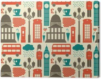 Obraz na Płótnie Londyn tle