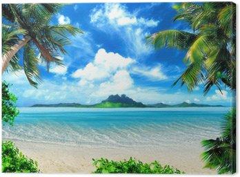 Obraz na Płótnie Magiczne wybrzeże