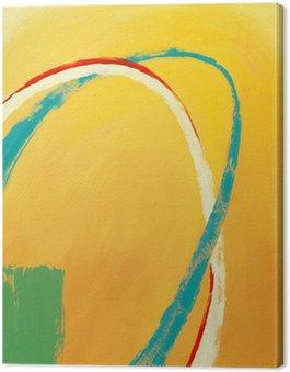 Obraz na Płótnie Malarstwo abstrakcyjne