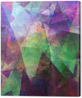 Obraz na Płótnie Malerei graphik abstrakt