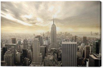 Obraz na Płótnie Manhattan
