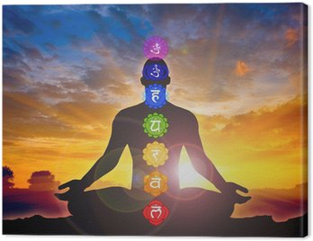 Obraz na Płótnie Medytacja