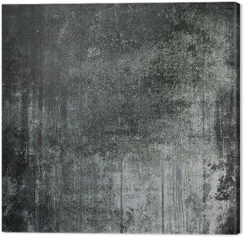 Obraz na Płótnie Metal srebrny zabytkowe drewna