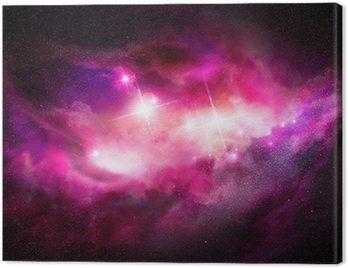Obraz na Płótnie Mgławicy - obłok międzygwiazdowy