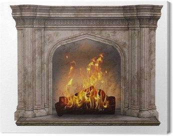 Obraz na Płótnie Miejsce na ognisko
