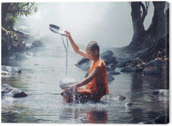 Mnich zabaw wody