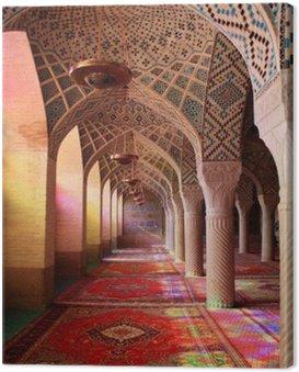 Obraz na Płótnie Mosquée Nasir-ol-Molk, Shiraz, Iran