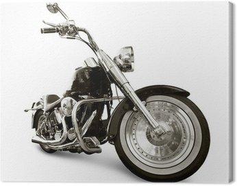 Obraz na Płótnie Motocykl