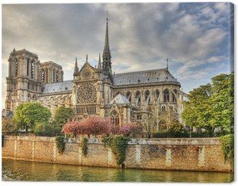 Obraz na Płótnie Notre Dame