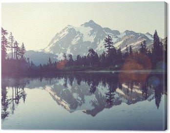 Obraz na Płótnie Obraz Lake