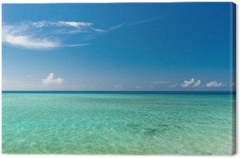 Obraz na Płótnie Ocean Indyjski