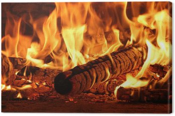 Obraz na Płótnie Ogień