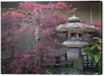 Obraz na Płótnie Ogród japoński