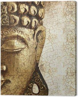 Obraz na Płótnie Old Buddha
