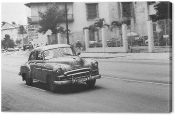Obraz na Płótnie Oldtimer w kuba
