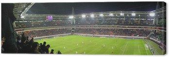 Obraz na Płótnie Panorama stadionu