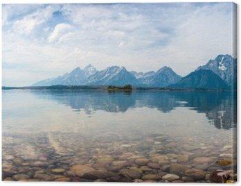 Obraz na Płótnie Park Narodowy Grand Teton