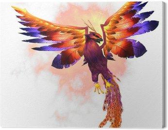 Obraz na Płótnie Phoenix Rising