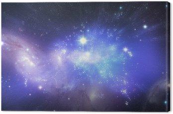 Obraz na Płótnie Piękne tła wszechświat