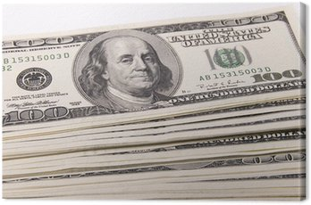Obraz na Płótnie Pieniądze