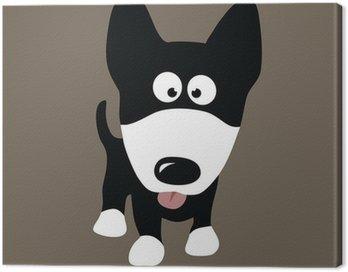 Obraz na Płótnie Pies