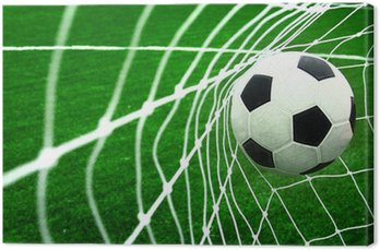 Obraz na Płótnie Piłka nożna