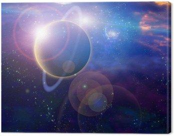 Obraz na Płótnie Planet i kosmos
