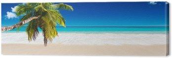 Obraz na Płótnie Plaża Seszele