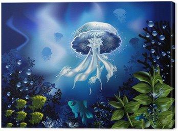 Obraz na Płótnie Podwodny świat