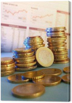 Obraz na Płótnie Pojęcie gospodarka