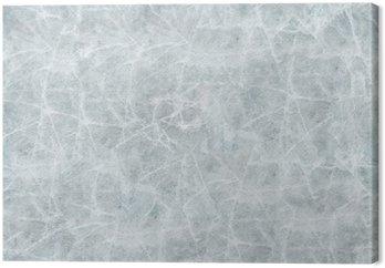 Obraz na Płótnie Pokrywa lodowa bezszwowych tekstur.