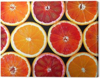Obraz na Płótnie Pomarańcze