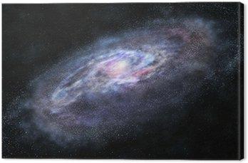 Obraz na Płótnie Poza galaktykę