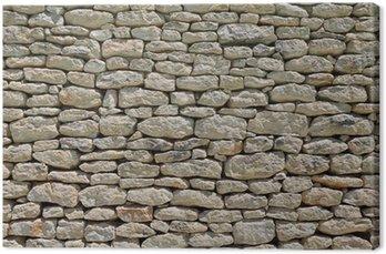 Obraz na Płótnie Prowansalskim kamień