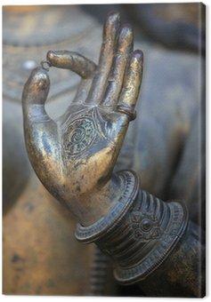 Obraz na Płótnie Ręka buddy