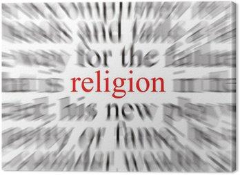 Obraz na Płótnie Religia