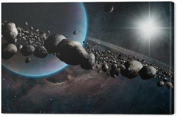 Obraz na Płótnie Ringed Planet