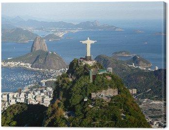 Obraz na Płótnie Rio de Janeiro - Corcovado