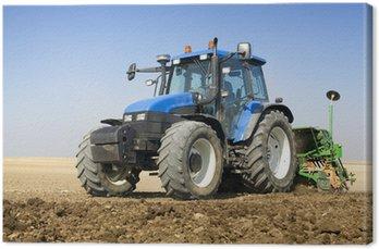 Obraz na Płótnie Rolnictwo - Ciągniki