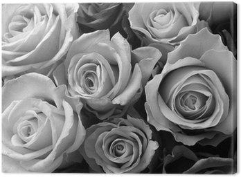 Obraz na Płótnie Róże