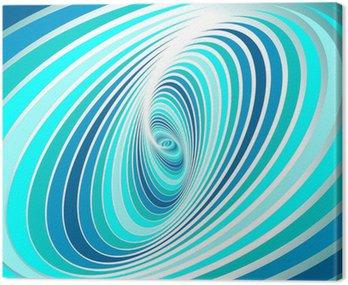 Ruch wirowy Spiral. Streszczenie tle.