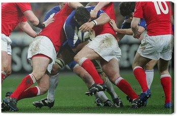 Obraz na Płótnie Rugby