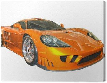 Obraz na Płótnie Saleen samochód sportowy